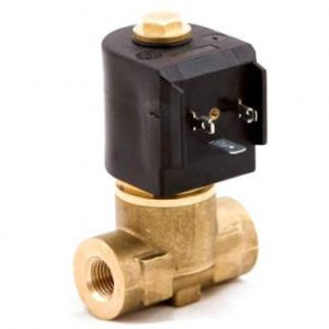 Powerflow Pilot Operated Solenoid Valve