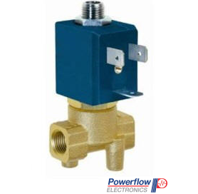Powerflow Direct Acting Solenoid Valve