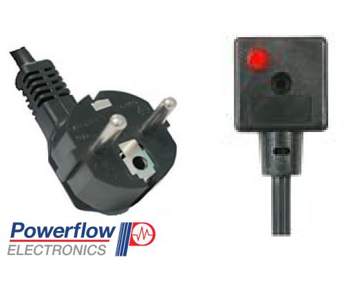 Powerflow EU Power Cords