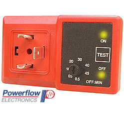Powerflow 720 Series Solenoid Valve Timer