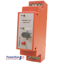 Powerflow Din Rail Timer