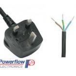 Powerflow UK/Irish Power Cords