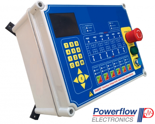 Powerflow Digital 6 Channel Control Unit