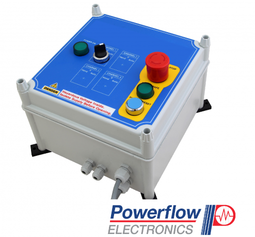 Powerflow Single Channel Mechanical Control Unit