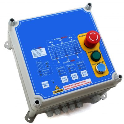 Controllers for Hydraulic/Motor Winch Systems