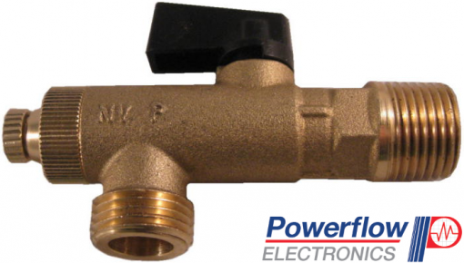 Powerflow Filter Ball Valve