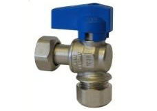 Angled Ball Valves for Boilers
