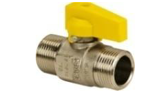 Straight Gas Valves for Boilers