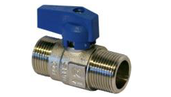 Straight Ball Valves for Boilers