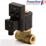 Powerflow Complete Drain Valve with Vertical Timer without a Lead