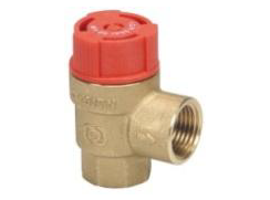TUV Safety Valves for Heating