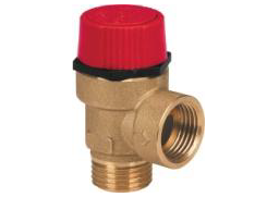 CE Safety Valves for Heating